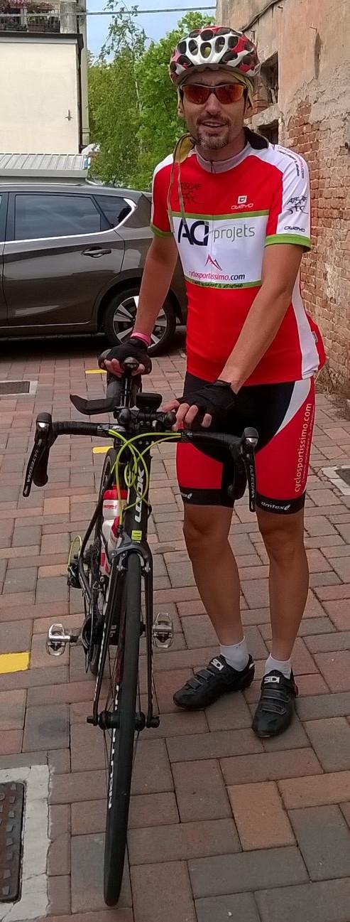 Venise à Mulhouse en vélo – étape par étape